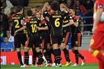 Belgium-Wales