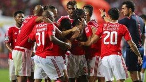 SL Benfica vs Estoril Praia