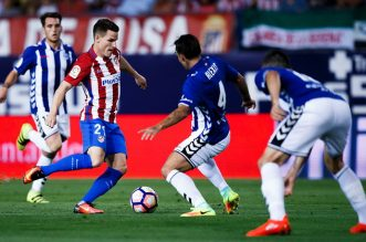 Club Atletico de Madrid v Deportivo Alaves - La Liga