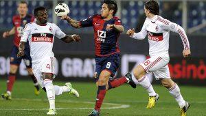 Genoa CFC v AC Milan - Serie A
